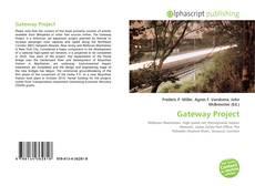 Gateway Project kitap kapağı