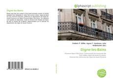 Capa do livro de Digne-les-Bains