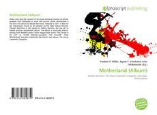 Bookcover of Motherland (Album)