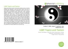 LGBT Topics and Taoism kitap kapağı