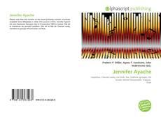 Copertina di Jennifer Ayache