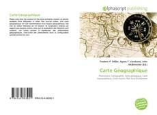 Carte Géographique的封面