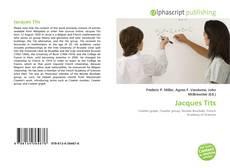 Copertina di Jacques Tits