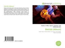 Buchcover von Deicide (Album)