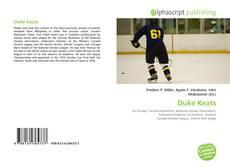 Bookcover of Duke Keats