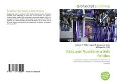 Portada del libro de Réacteur Nucléaire à Sels Fondus