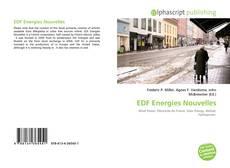 Capa do livro de EDF Energies Nouvelles