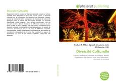 Bookcover of Diversité Culturelle