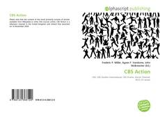 CBS Action kitap kapağı