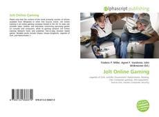 Jolt Online Gaming kitap kapağı