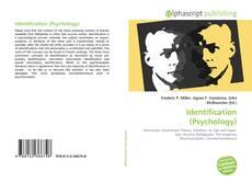 Buchcover von Identification (Psychology)