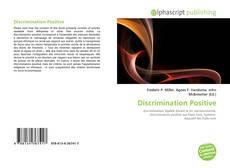 Discrimination Positive的封面