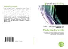 Bookcover of Médiation Culturelle
