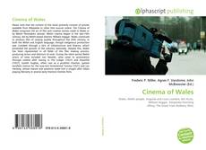 Bookcover of Cinema of Wales