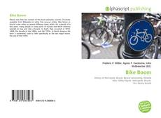 Borítókép a  Bike Boom - hoz