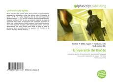 Bookcover of Université de Kyōto