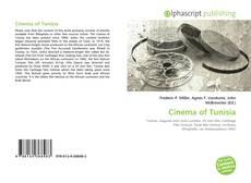 Borítókép a  Cinema of Tunisia - hoz