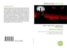 Bookcover of Johann Weyer