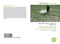 Buchcover von Dioxin Controversy