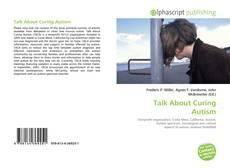 Talk About Curing Autism kitap kapağı