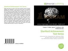 Couverture de Stanford Achievement Test Series