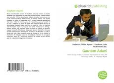 Gautam Adani kitap kapağı