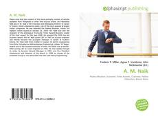 Buchcover von A. M. Naik