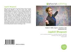 Bookcover of Jagdish Bhagwati
