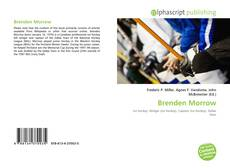 Buchcover von Brenden Morrow