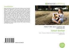 Portada del libro de Ismail Darbar