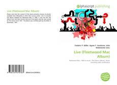 Bookcover of Live (Fleetwood Mac Album)