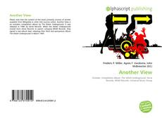 Bookcover of Another View