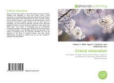 Borítókép a  Critical rationalism - hoz