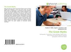 Bookcover of The Greek Myths
