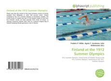 Bookcover of Finland at the 1912 Summer Olympics