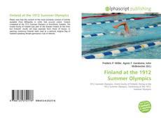 Обложка Finland at the 1912 Summer Olympics