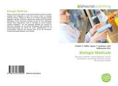 Обложка Biologie Médicale