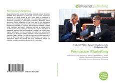 Permission Marketing的封面