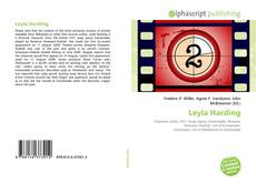 Couverture de Leyla Harding