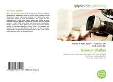 Capa do livro de Genesis Walker