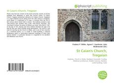 Bookcover of St Caian's Church, Tregaian