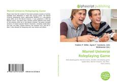 Bookcover of Marvel Universe Roleplaying Game
