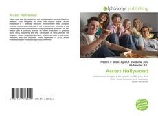 Bookcover of Access Hollywood