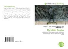 Copertina di Christine Corday