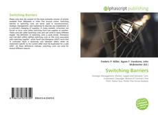Bookcover of Switching Barriers