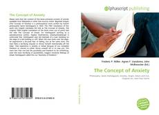 Bookcover of The Concept of Anxiety