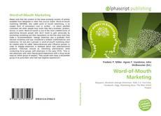Portada del libro de Word-of-Mouth Marketing