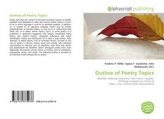 Buchcover von Outline of Poetry Topics