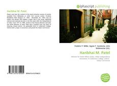 Bookcover of Haribhai M. Patel