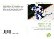 Copertina di 2008 IIHF World Championship
